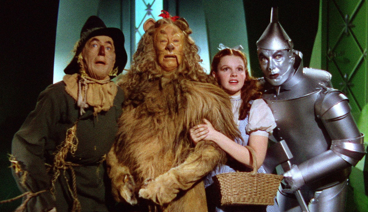 The land of oz the movie