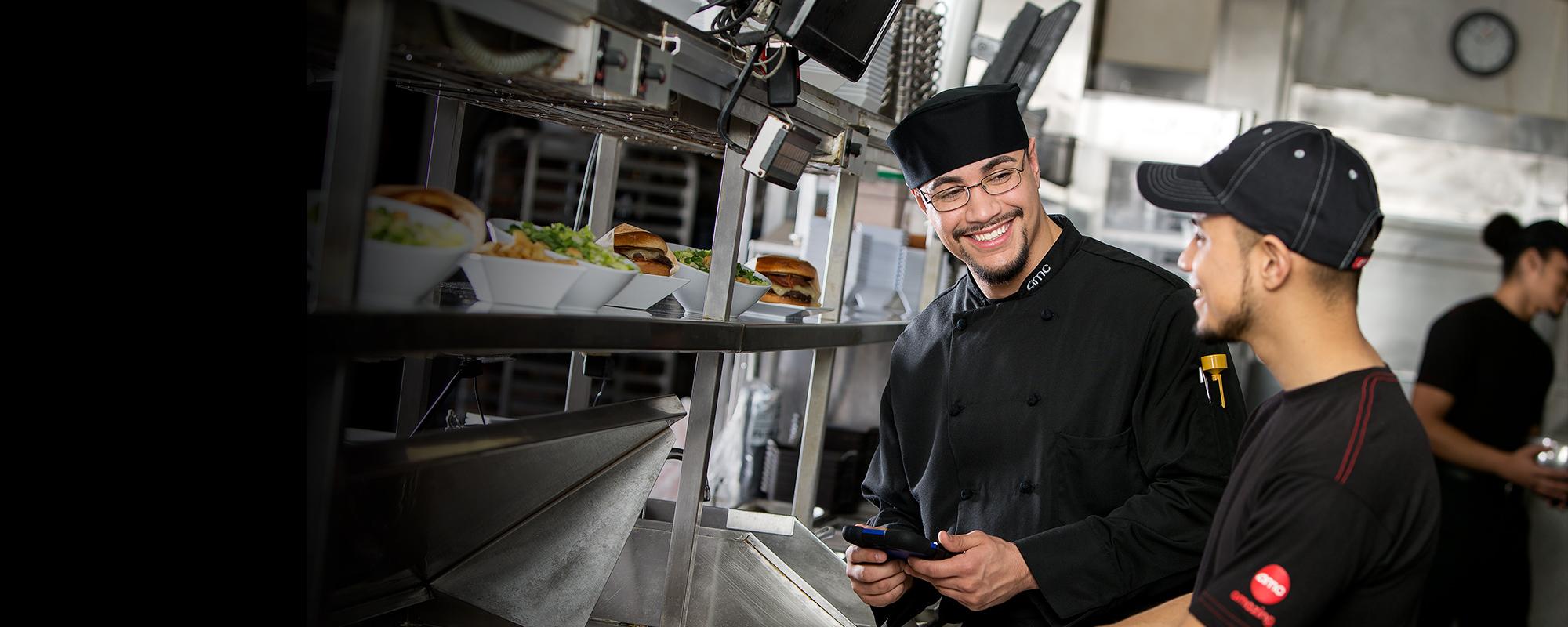 Theatre Management Kitchen Manager