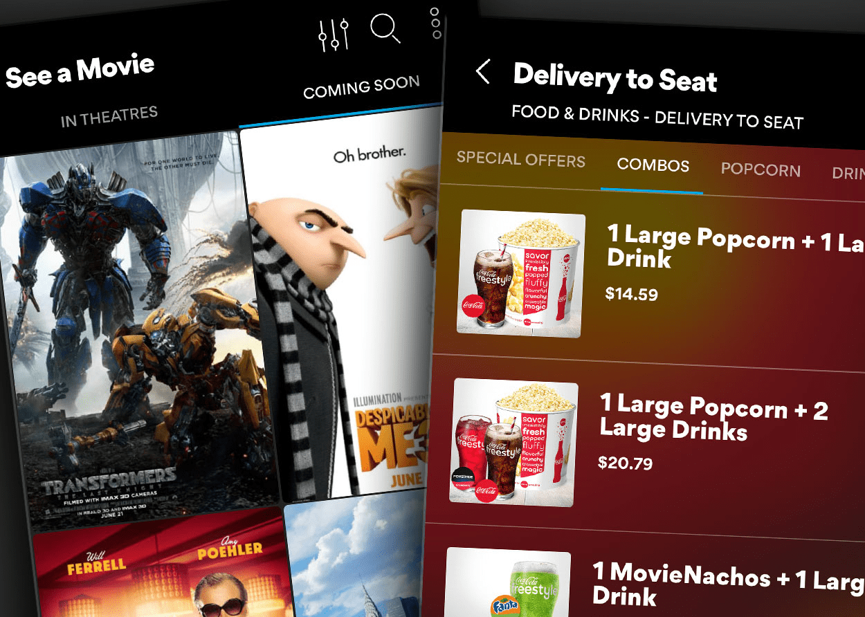 Movie Reminders Feature