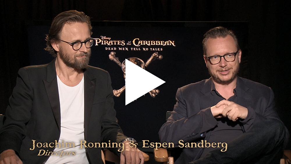 Joachim Ronning & Espen sandberg