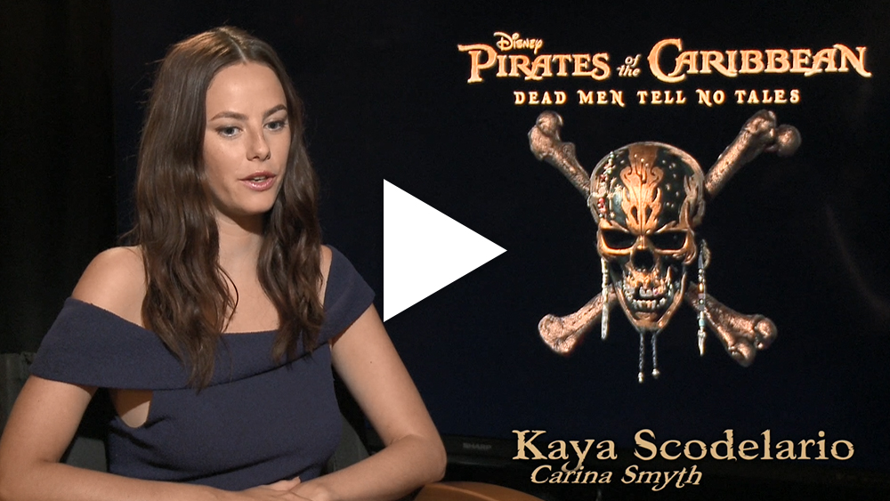 Kaya Scodelario