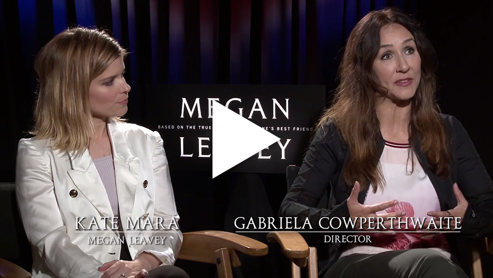 Kate Mara and Gabriela Cowperthwaite