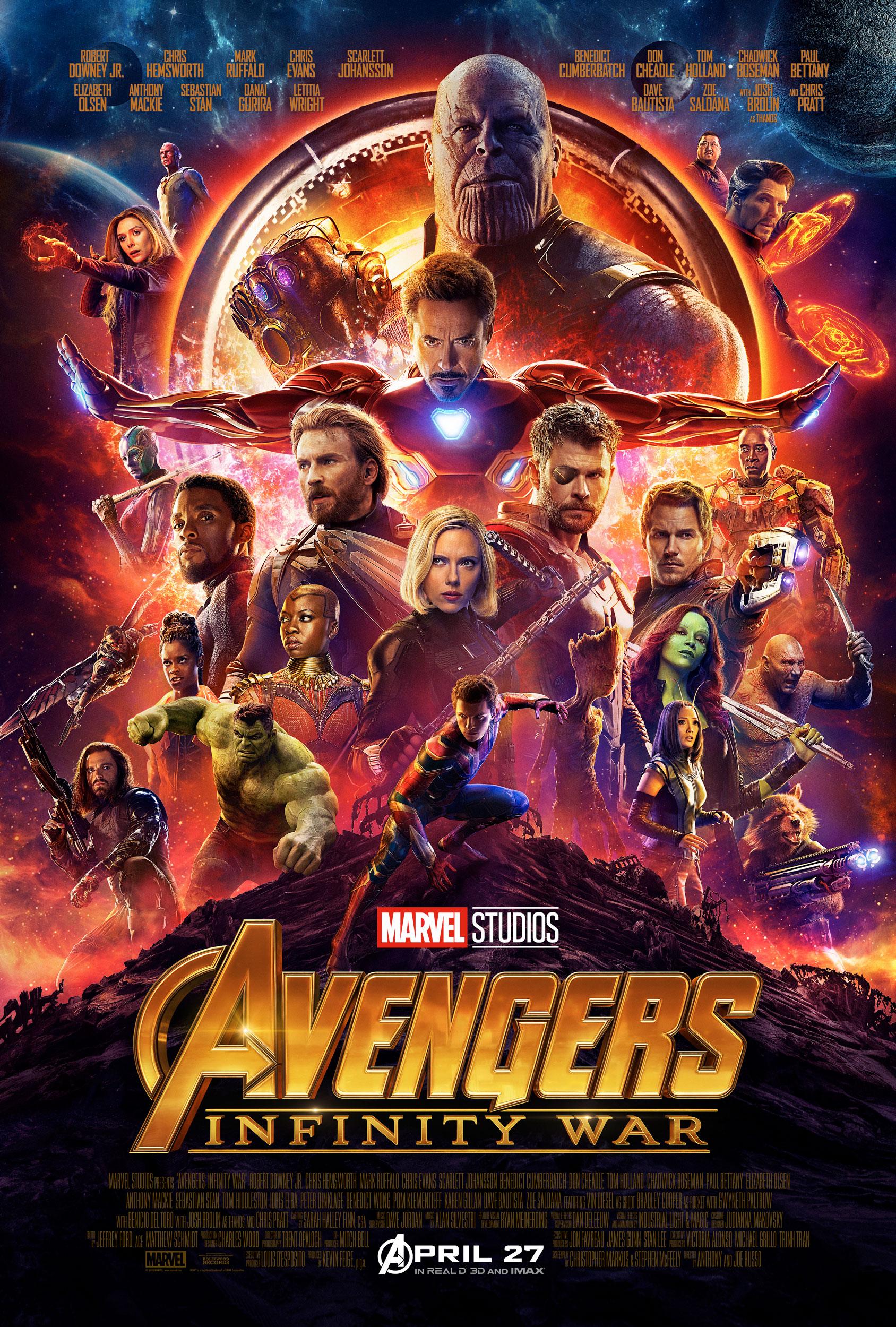 Movies in theatres april 12
