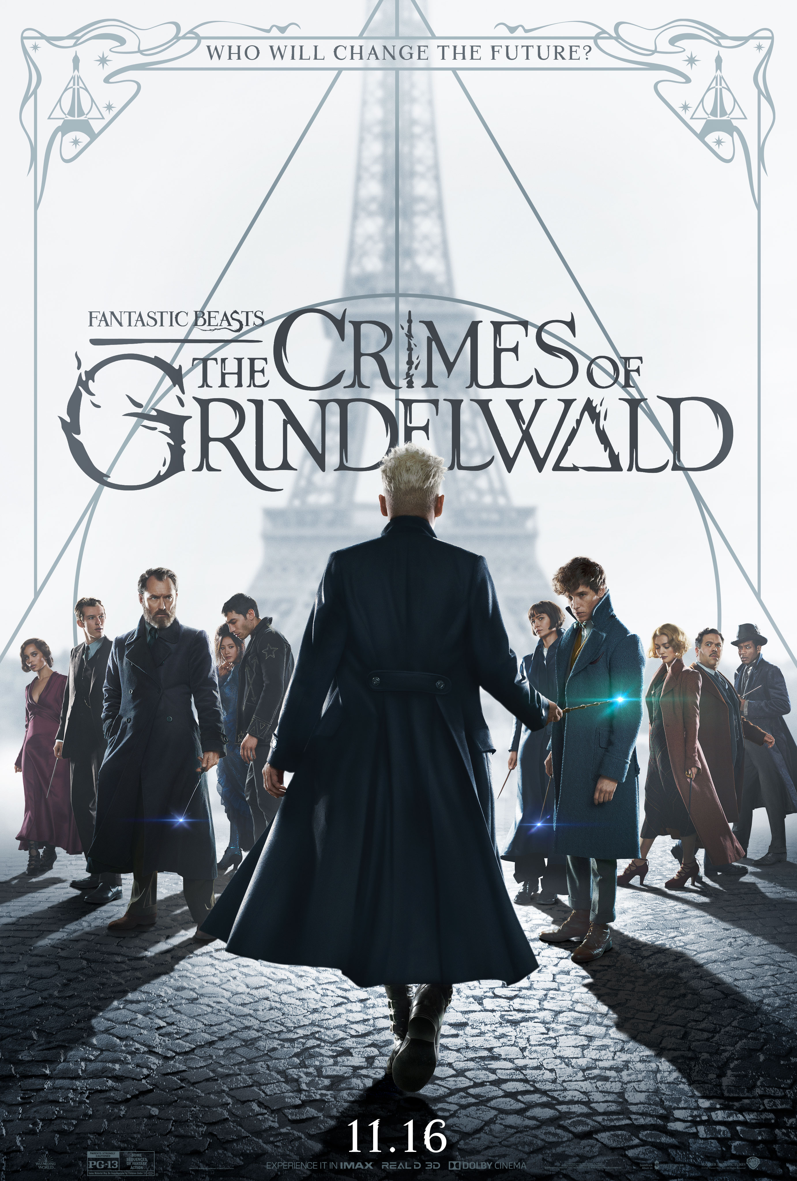 Fantastic Beasts The Crimes Of Grindelwald At An Amc Theatre Near You