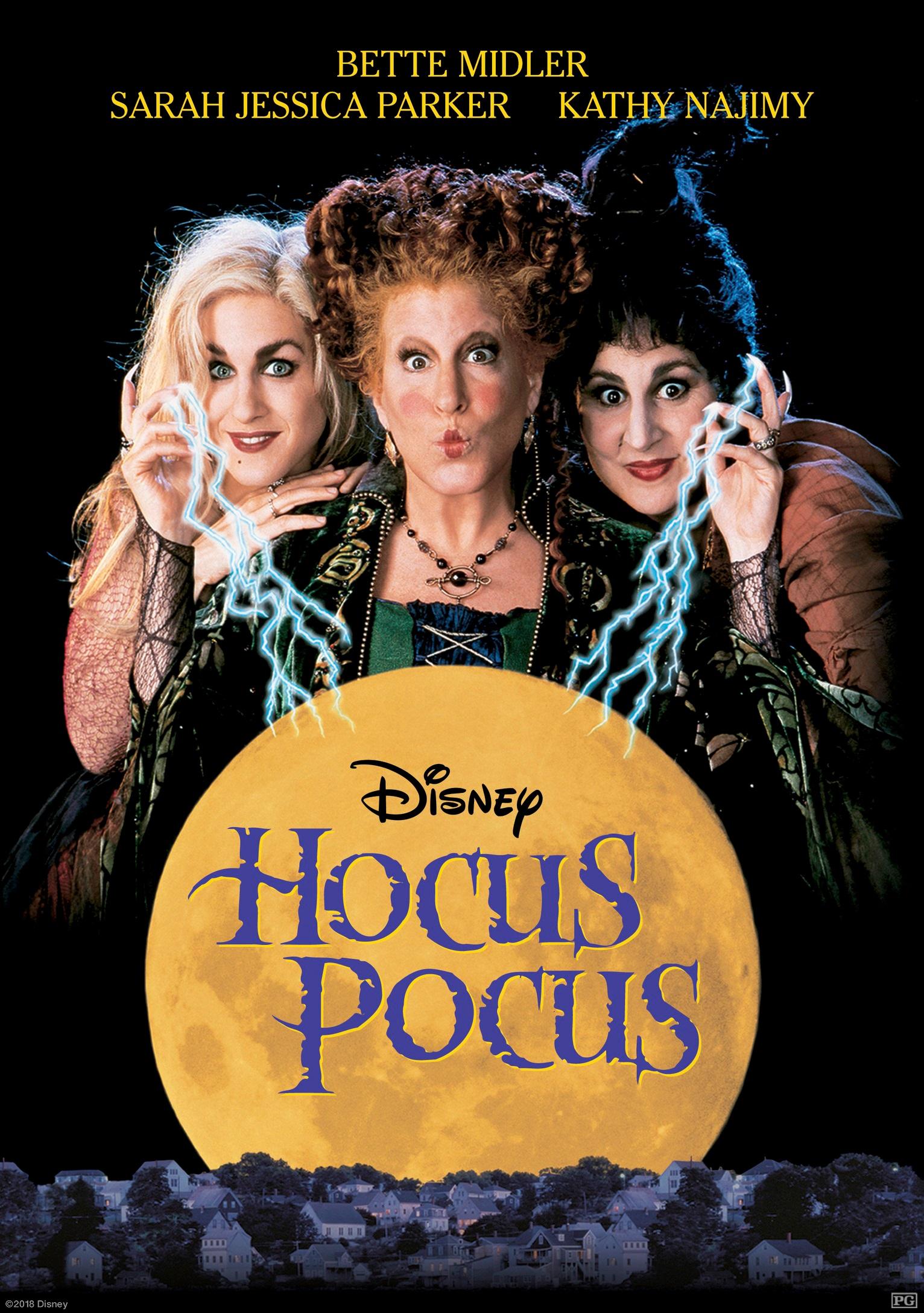 Hocus Pocus Trailer Deutsch