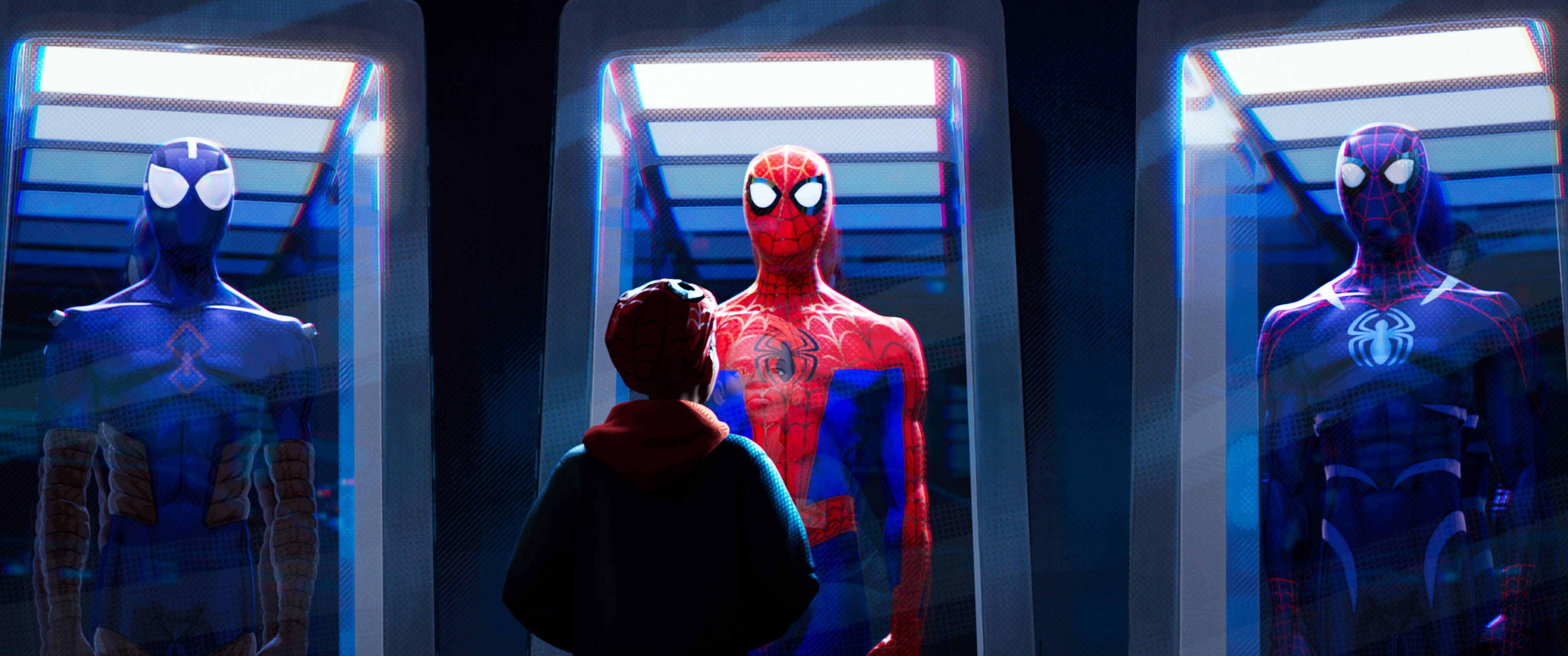 Spider Man Into The Spider Verse At An Amc Theatre Near You