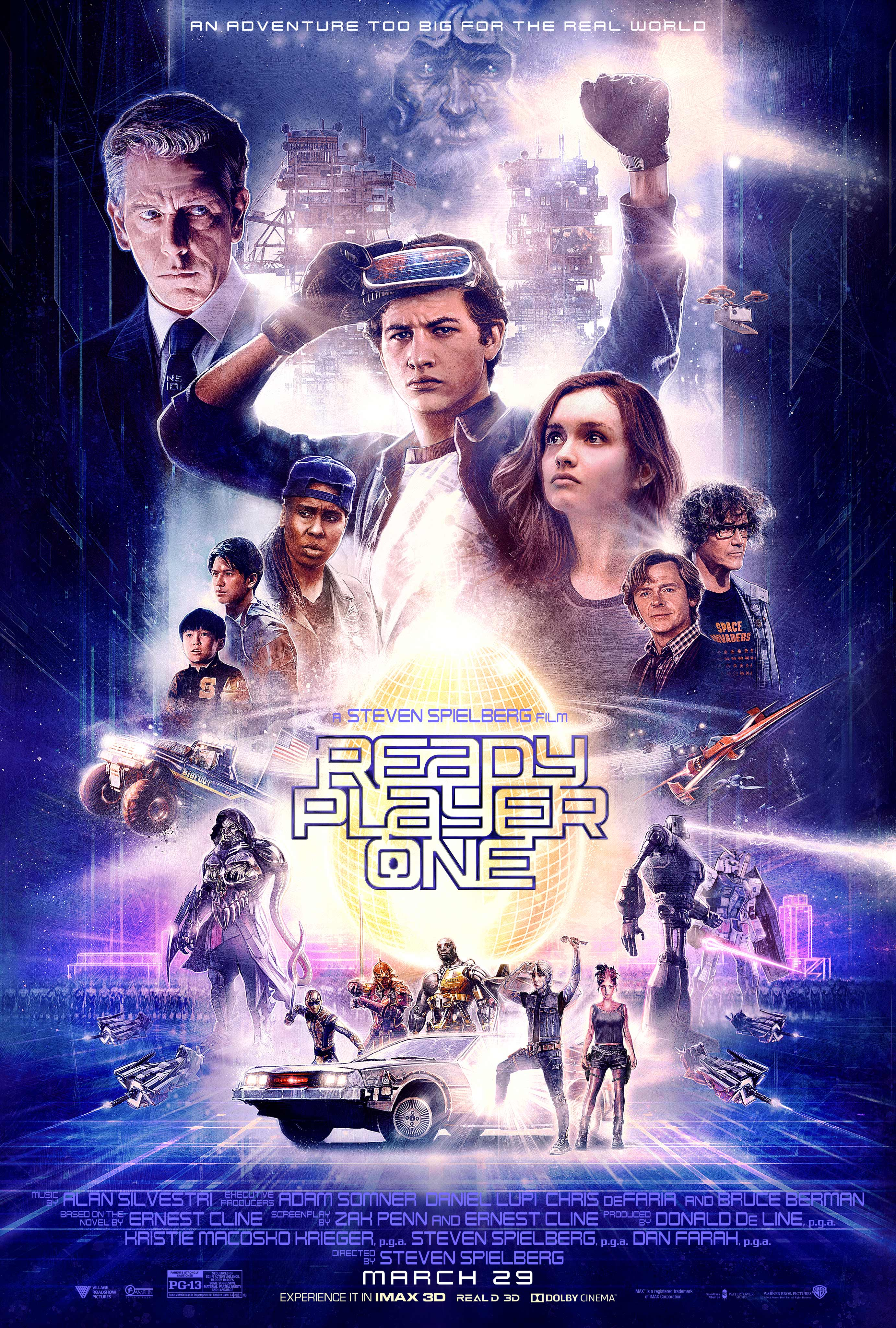 Ready Player One At An Amc Theatre Near You