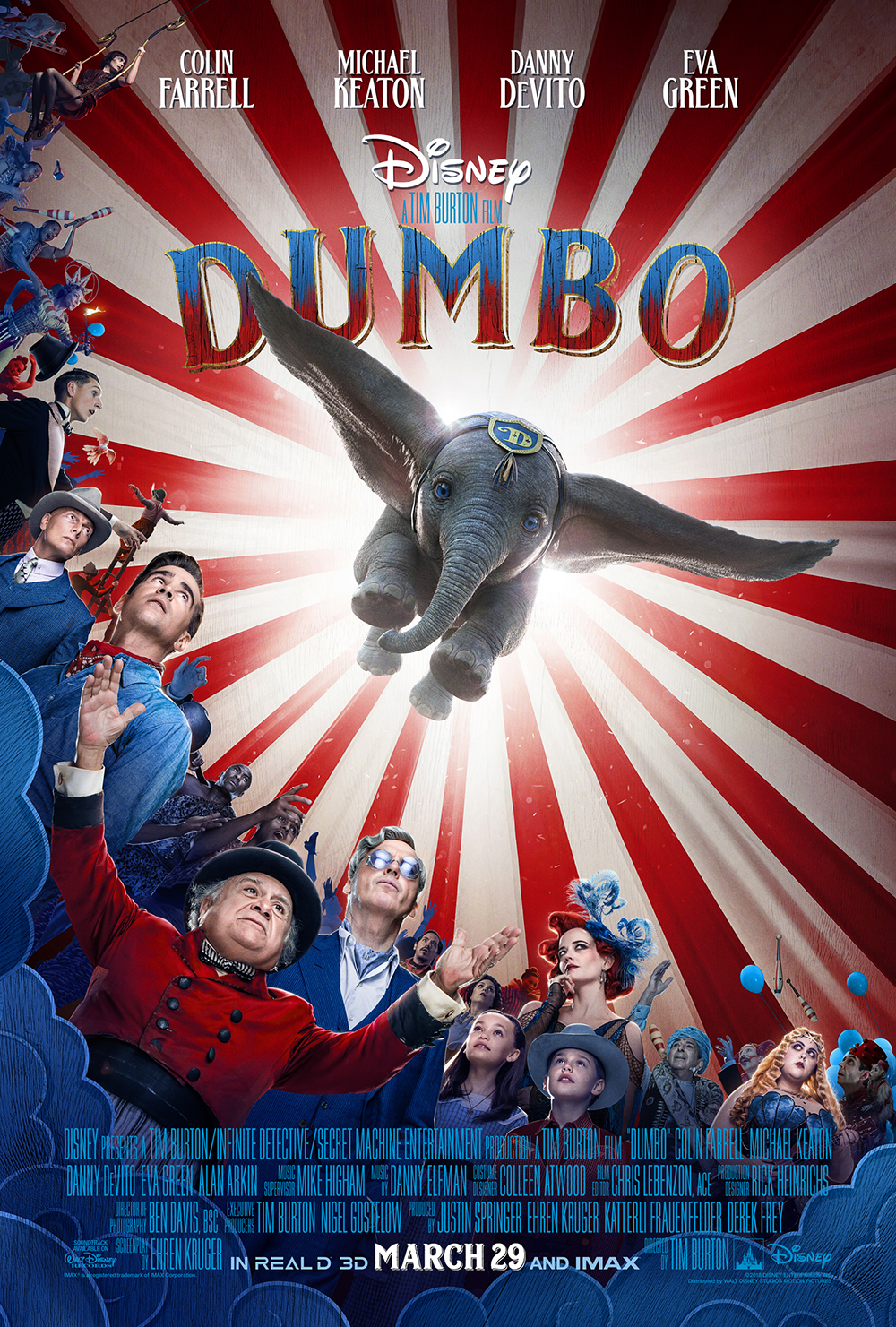 Dumbo at an AMC Theatre near you