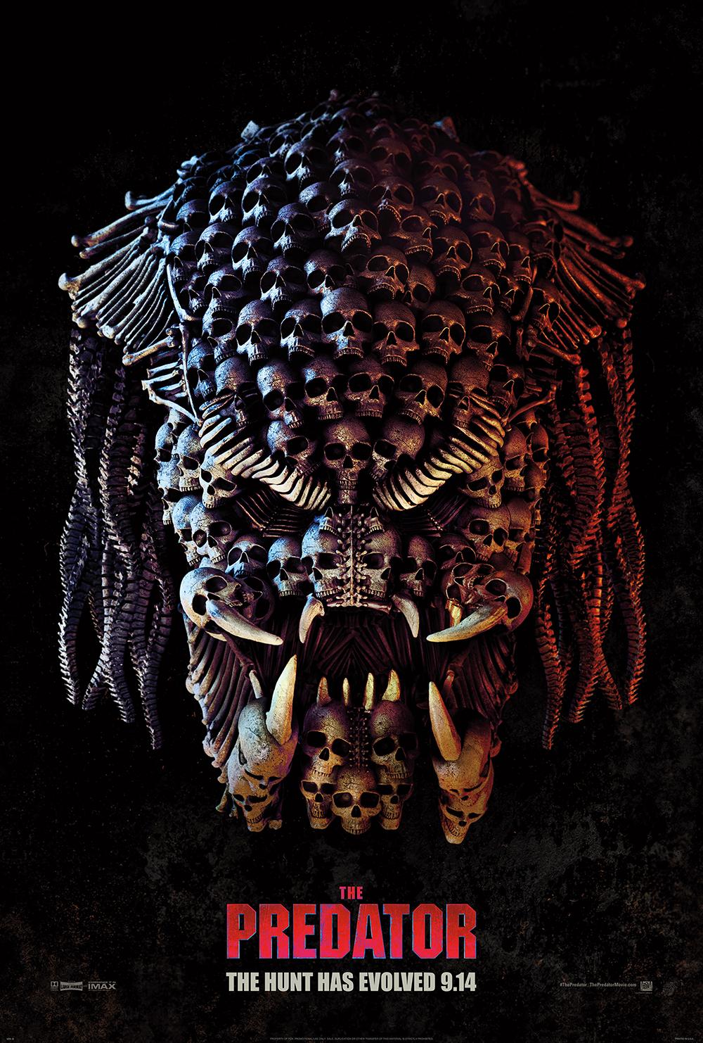 The Predator At An Amc Theatre Near You