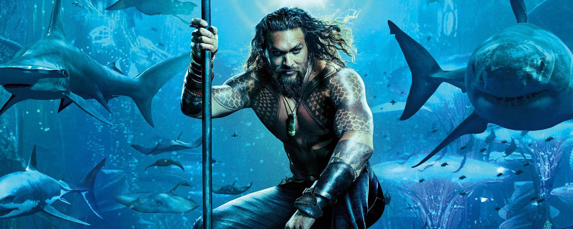 Aquaman Now Available On Demand
