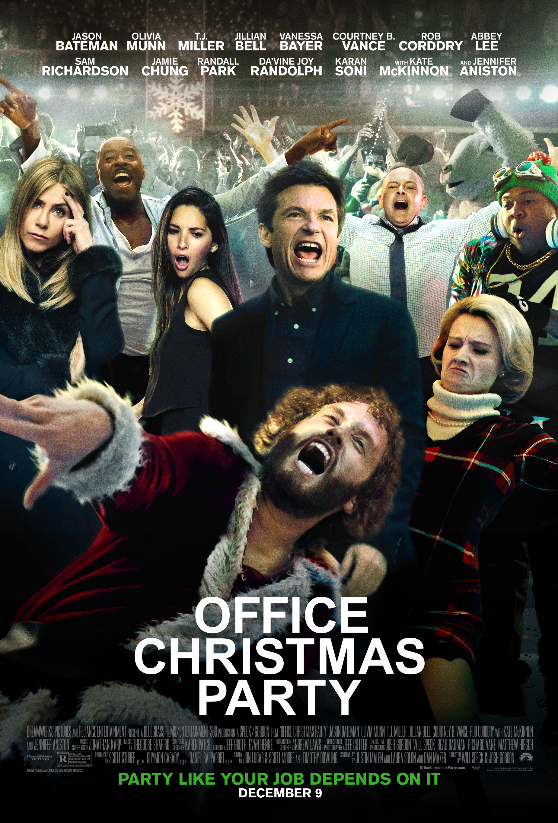 Office Christmas Party Movie.Office Christmas Party At An Amc Theatre Near You