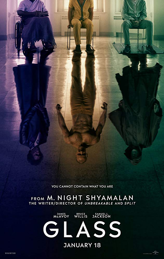 Glass At An Amc Theatre Near You