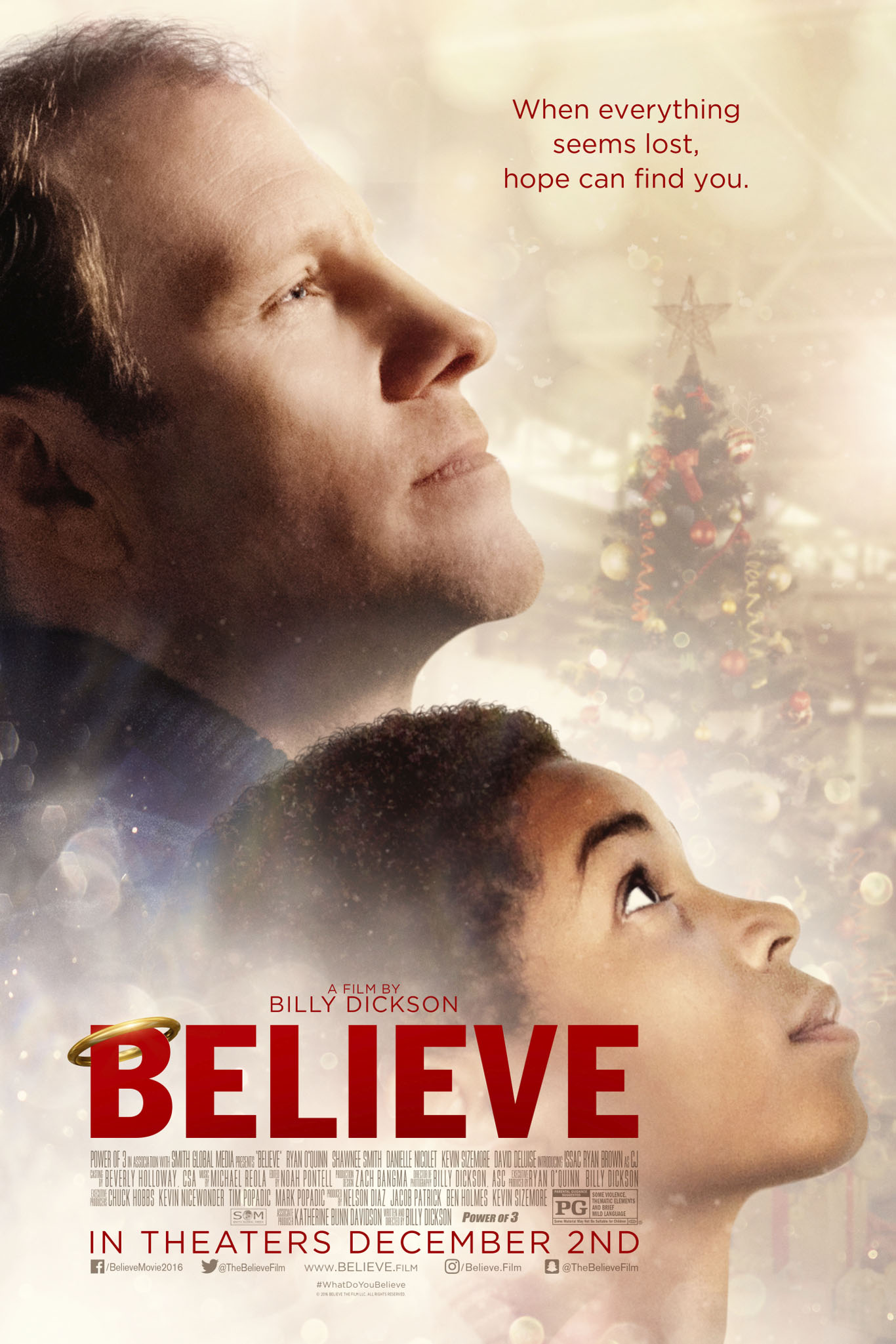 Believe at an AMC Theatre near you
