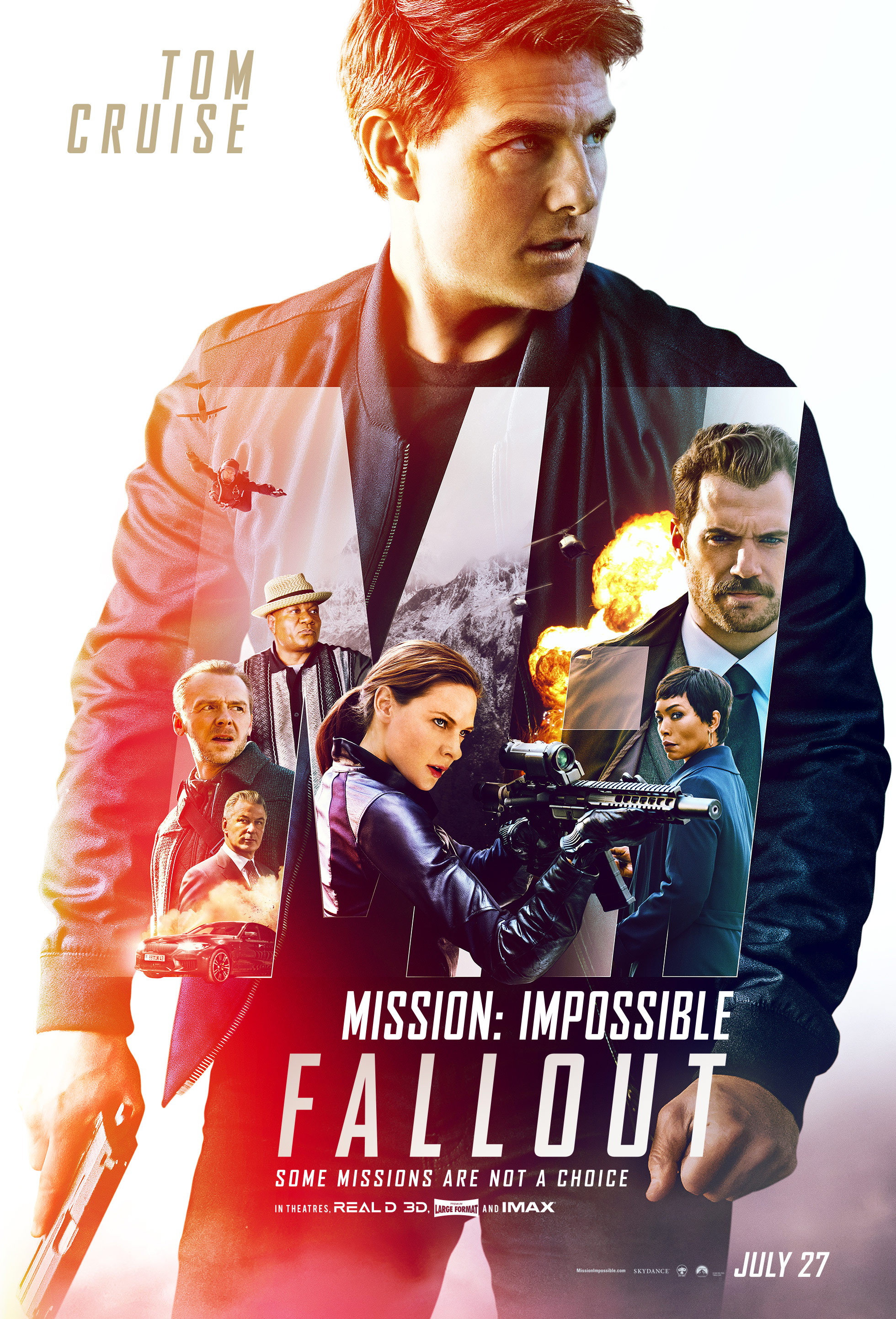 Mission Impossible Fallout At An Amc Theatre Near You