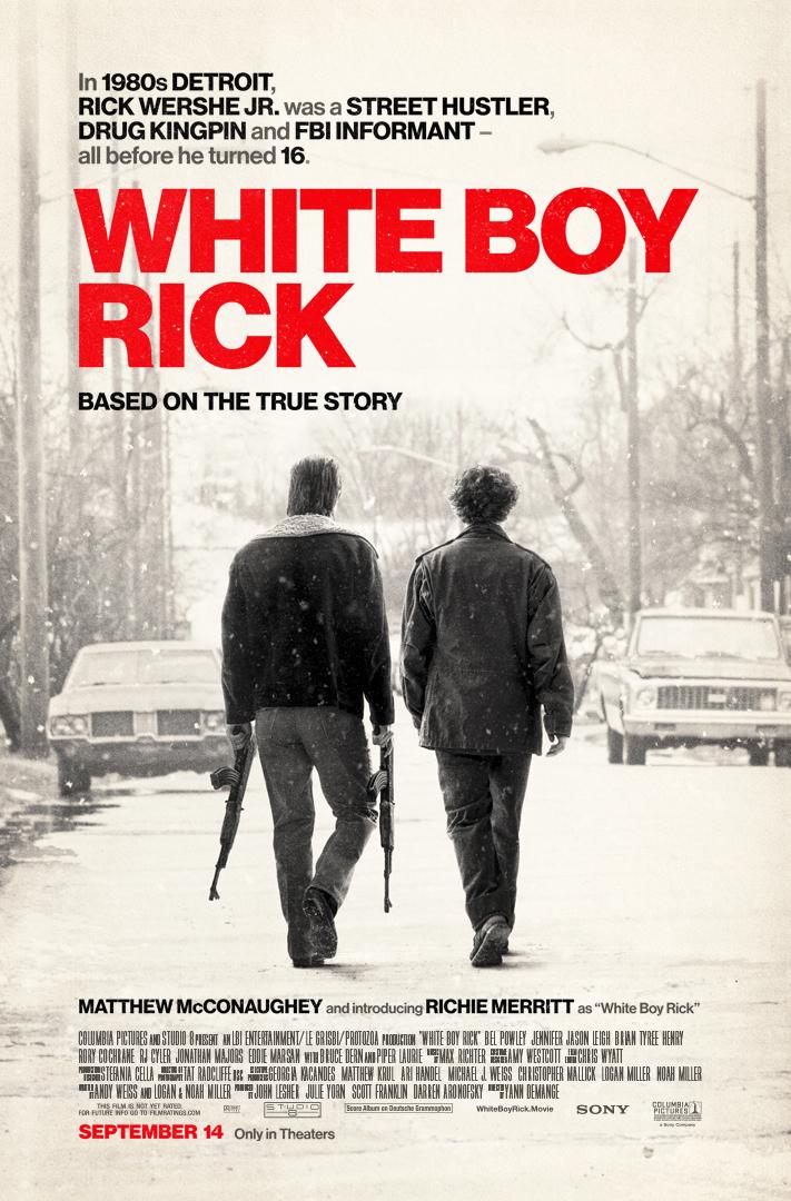 White Boy Rick at an AMC Theatre near you