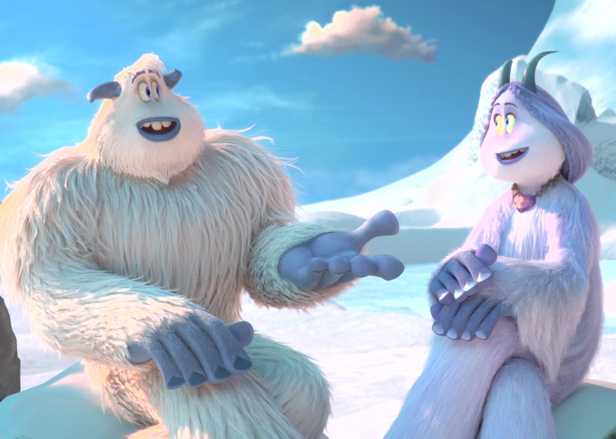 Smallfoot at an AMC Theatre near you