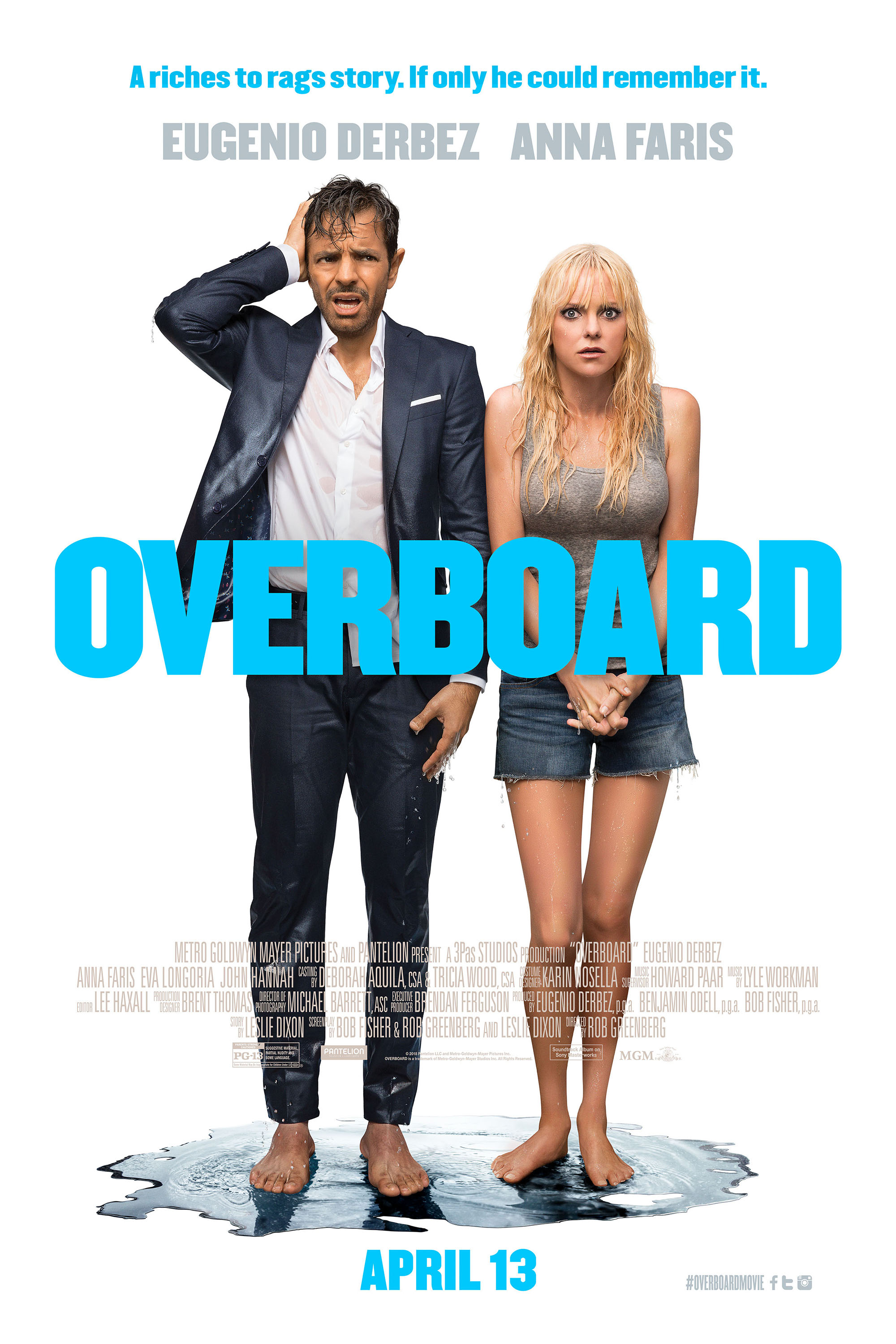 Overboard At An Amc Theatre Near You