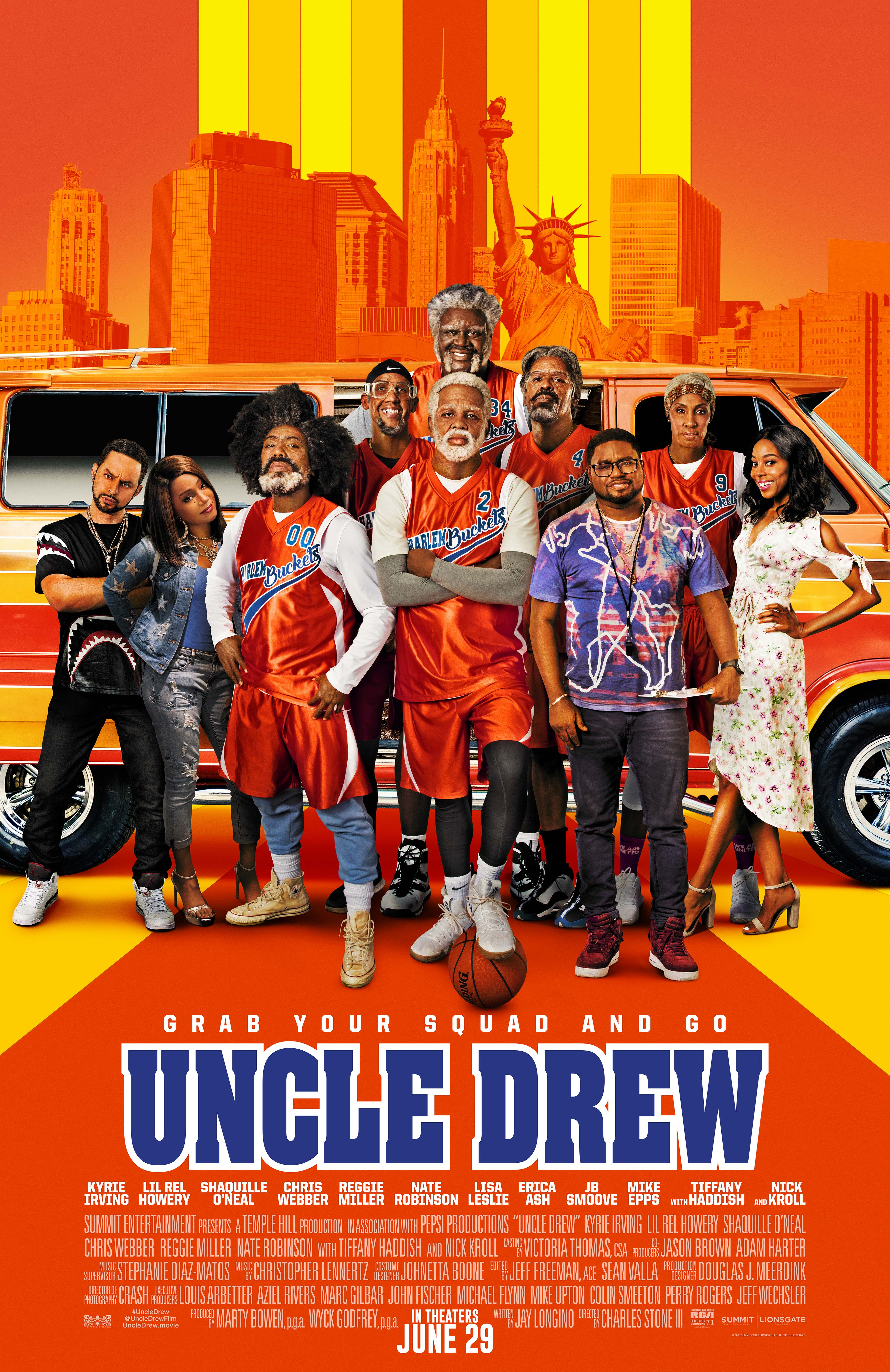 cbdec2ac9717 Uncle Drew at an AMC Theatre near you