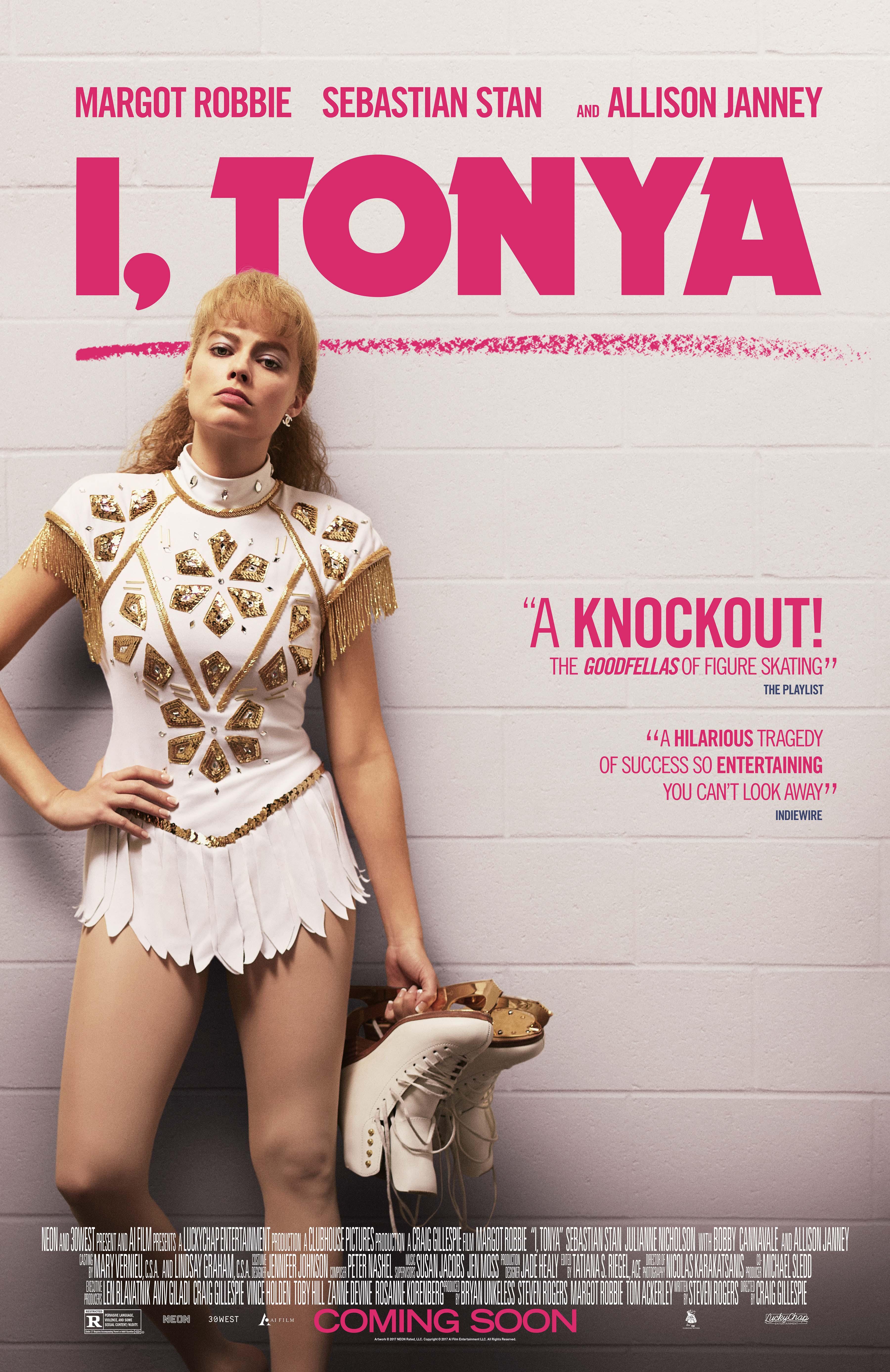 I Tonya At An Amc Theatre Near You