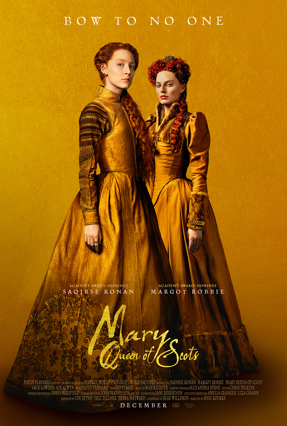 Mary Queen Of Scots at an AMC Theatre near you