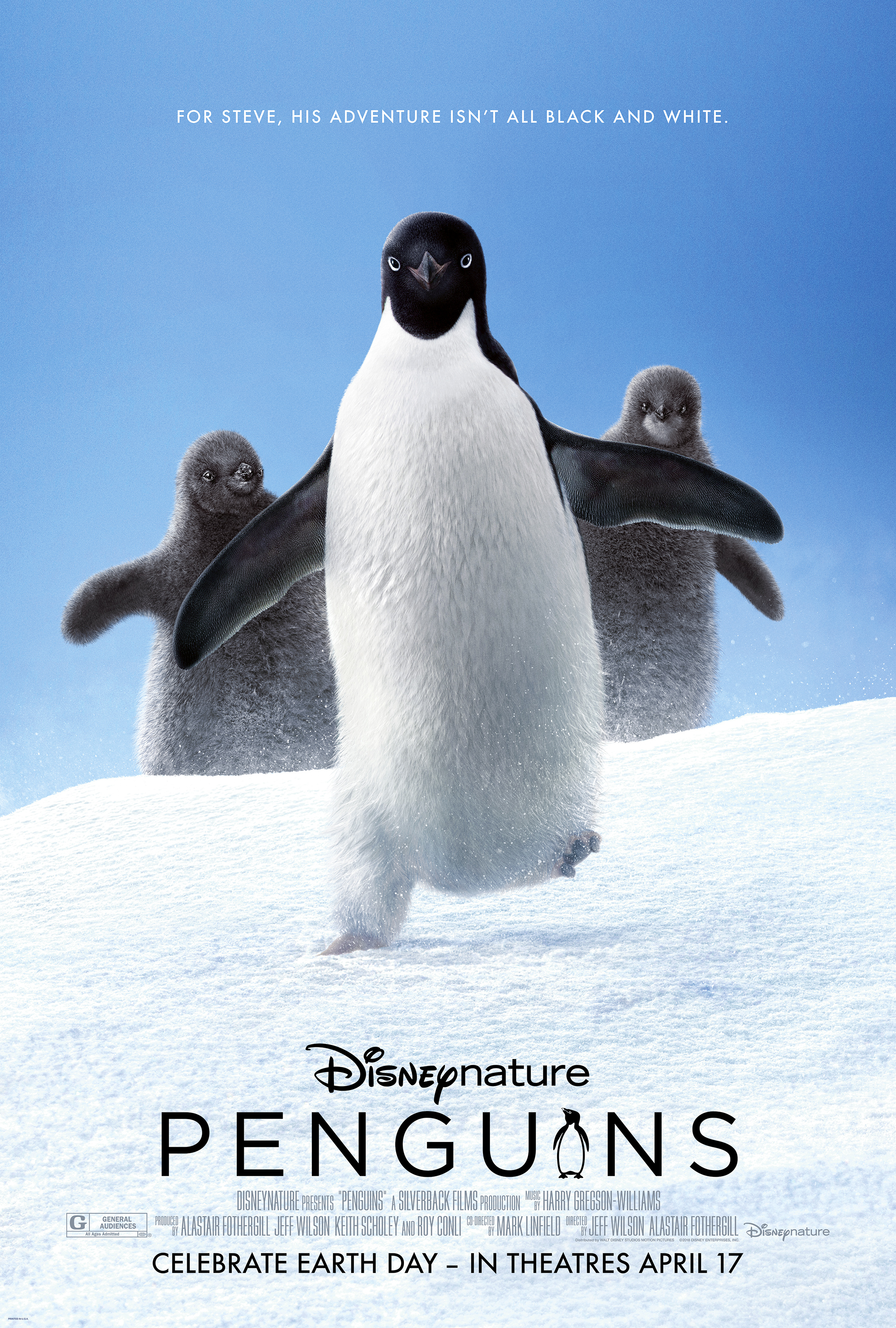 Image result for penguins disneynature