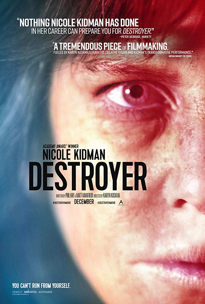Destroyer At An Amc Theatre Near You