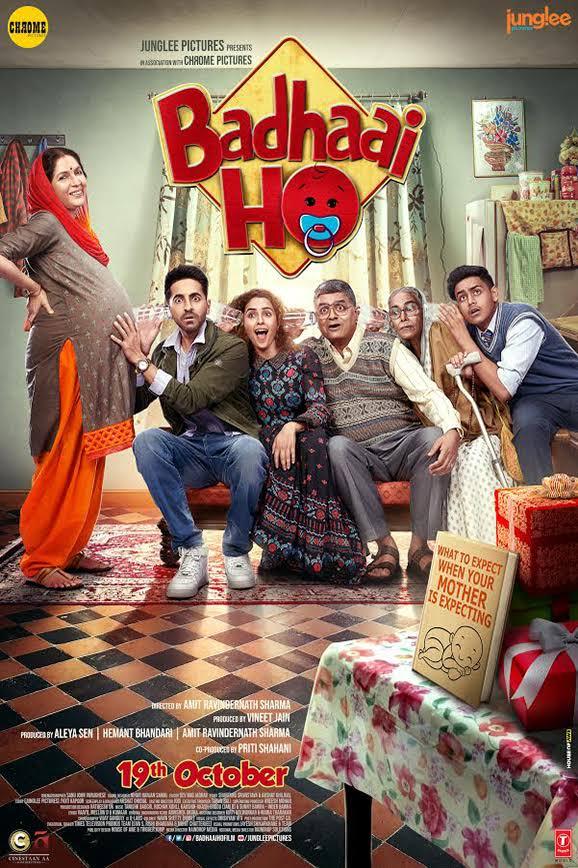Badhaai Ho At An Amc Theatre Near You