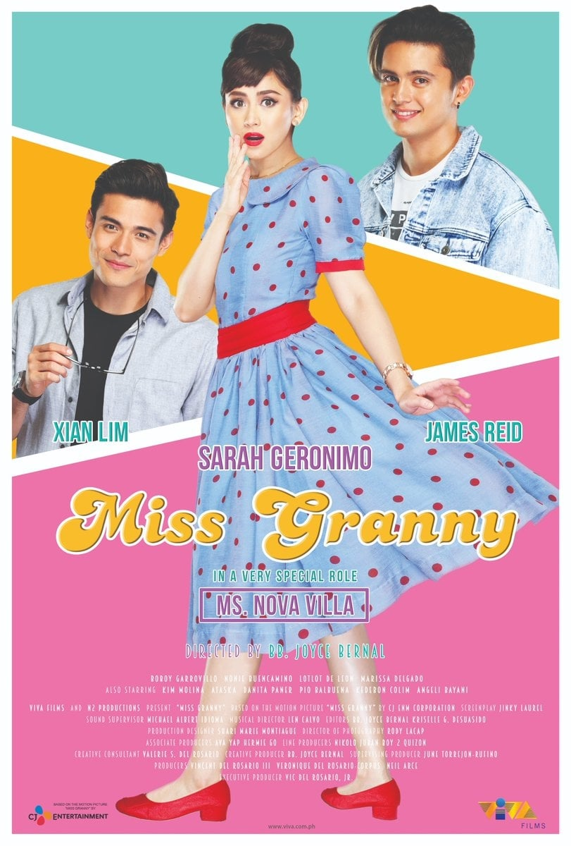 Miss Granny at an AMC Theatre near you