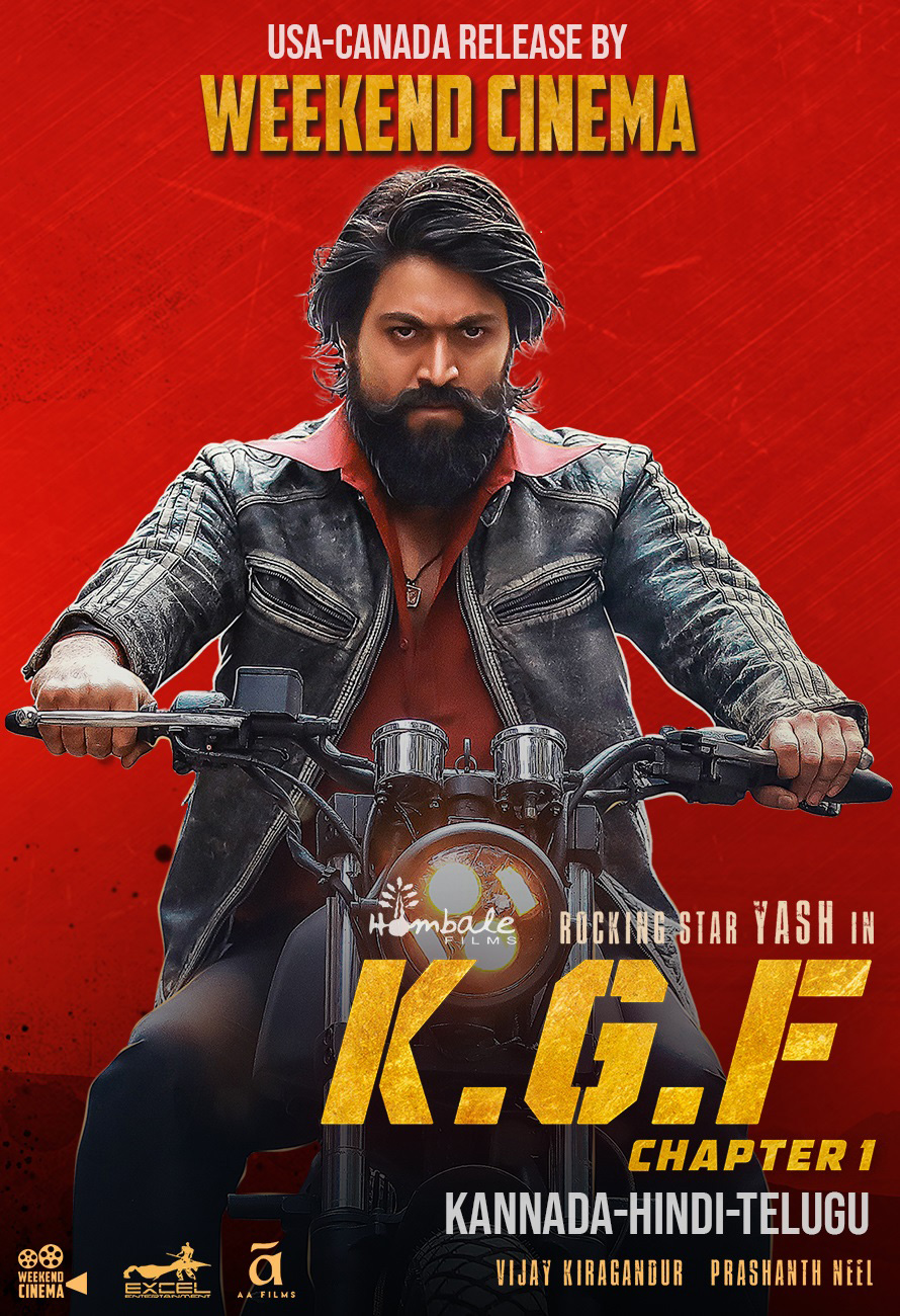 Kgf Chapter 1 At An Amc Theatre Near You