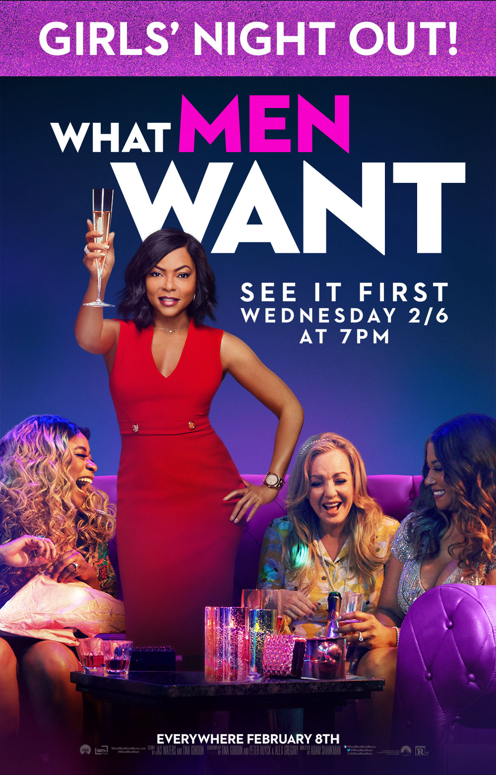 Girls Night Out Stream Hd Filme