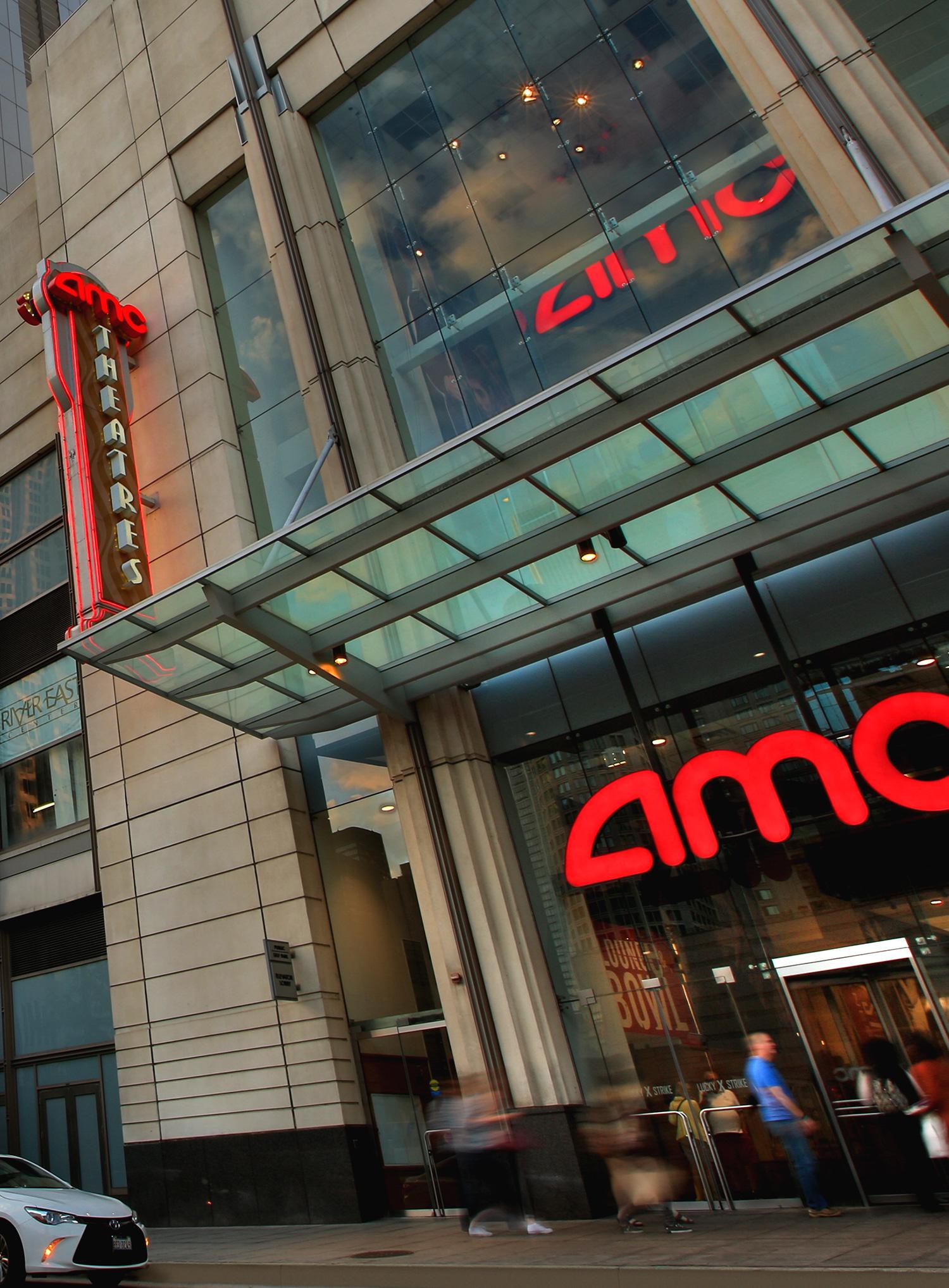 Amc River East 21 Chicago Illinois 60611 Amc Theatres