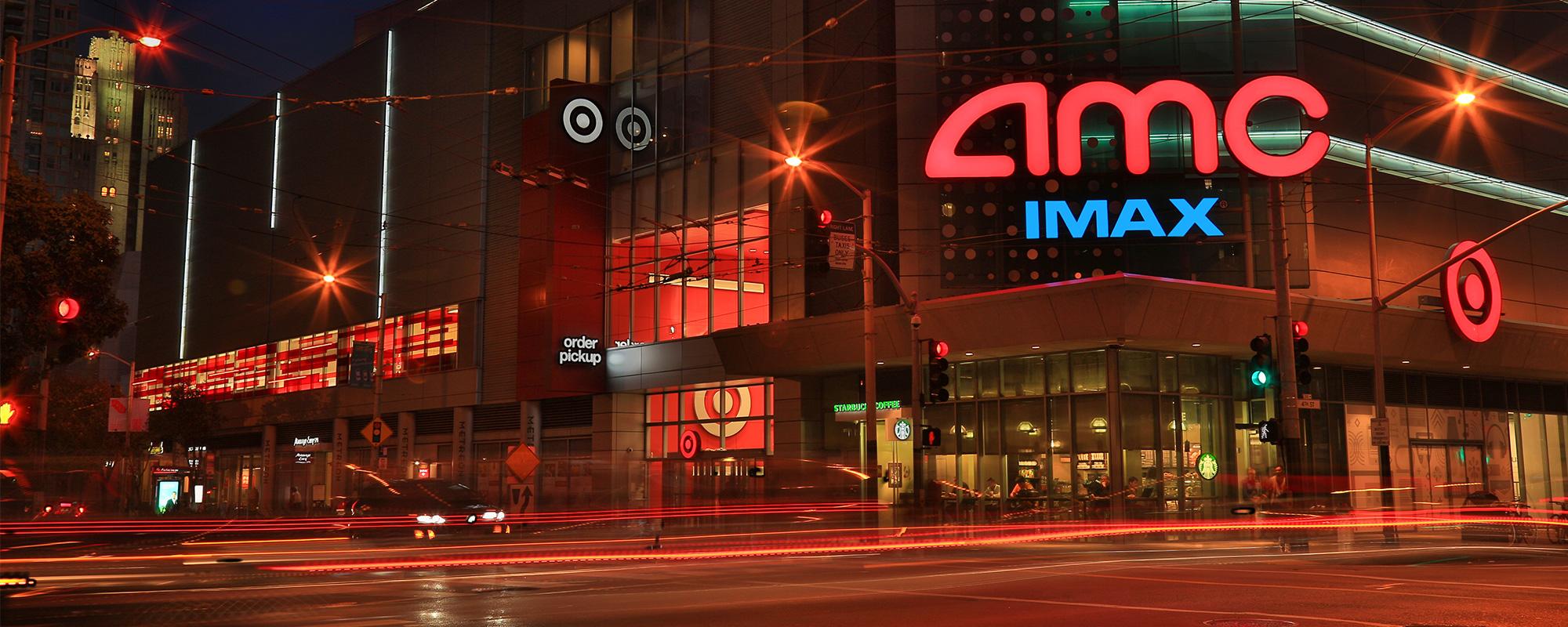 Amc Metreon 16 San Francisco California 94103 Amc Theatres