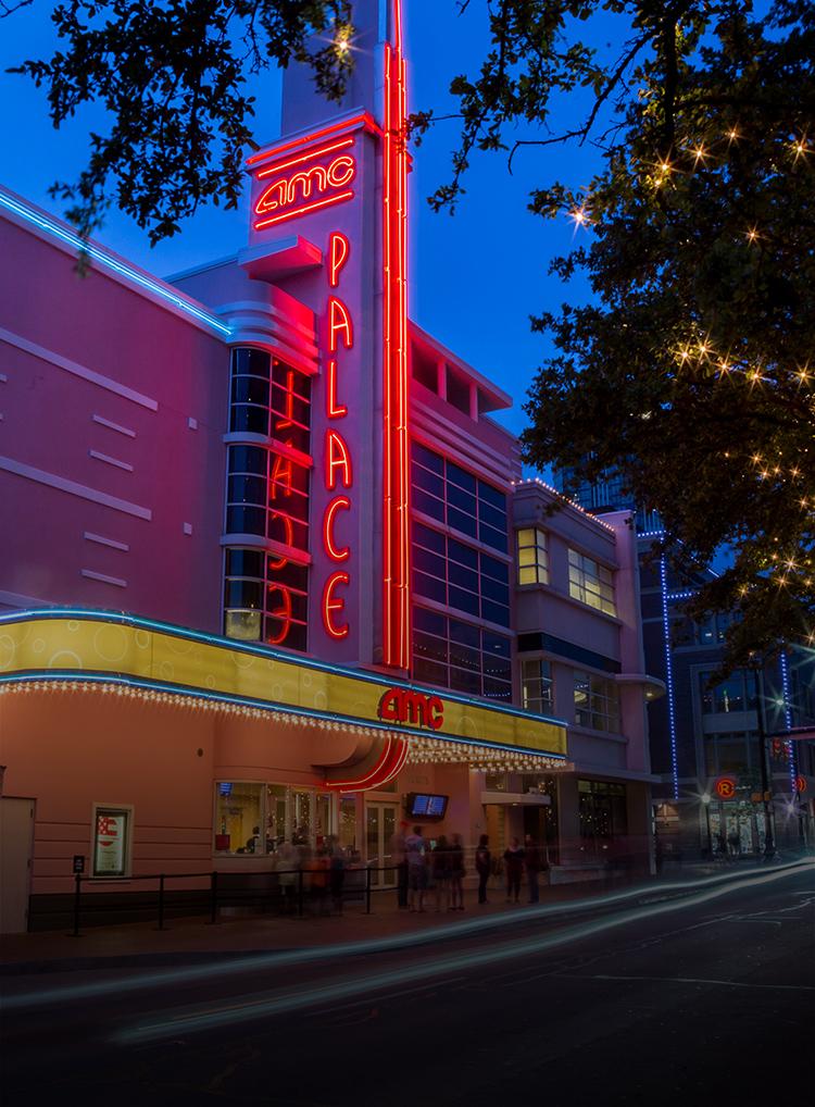 AMC Palace 9 - Fort Worth, Texas 76102 - AMC Theatres
