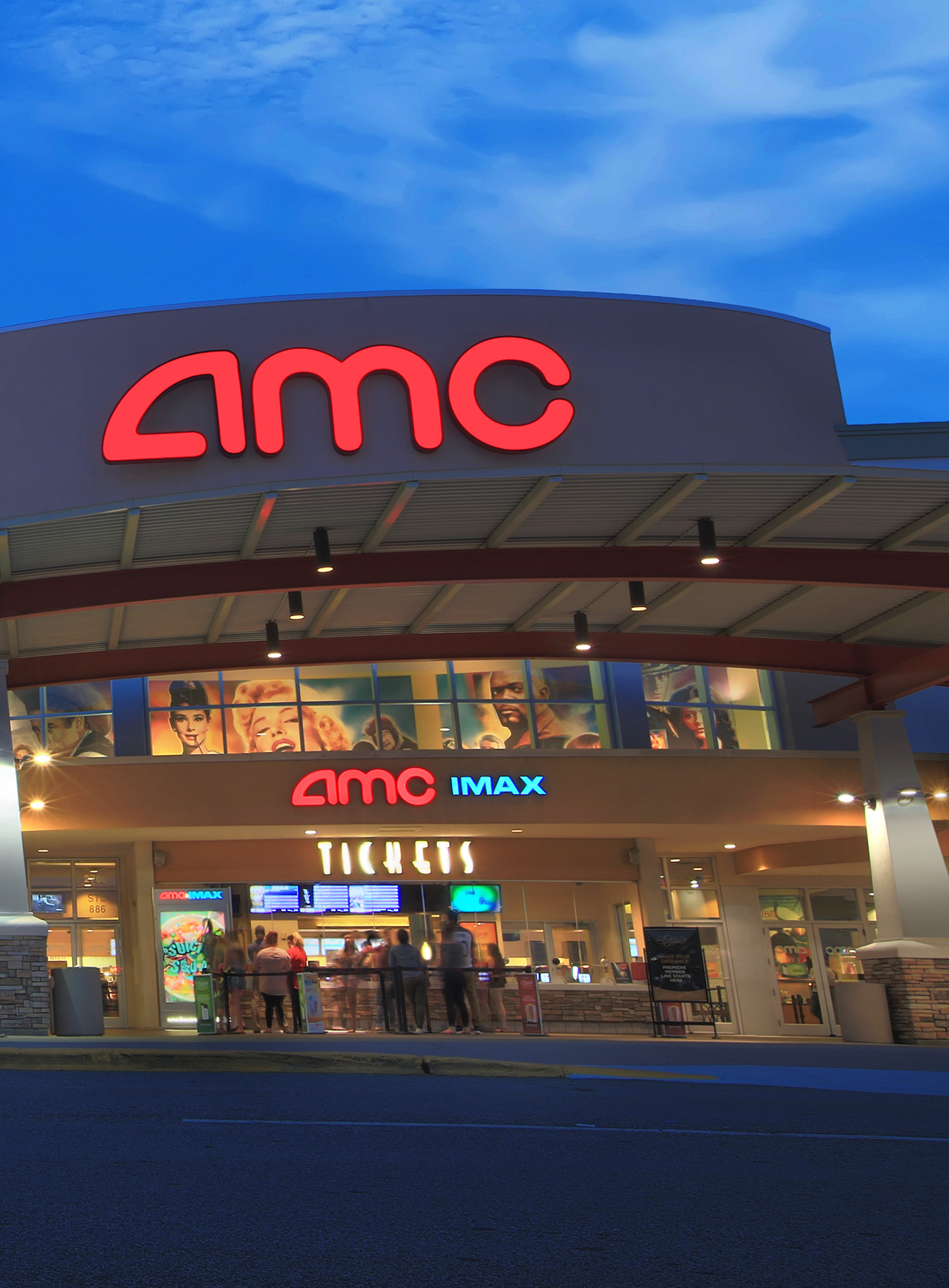 Amc Potomac Mills 18 Woodbridge Virginia 22192 Amc Theatres