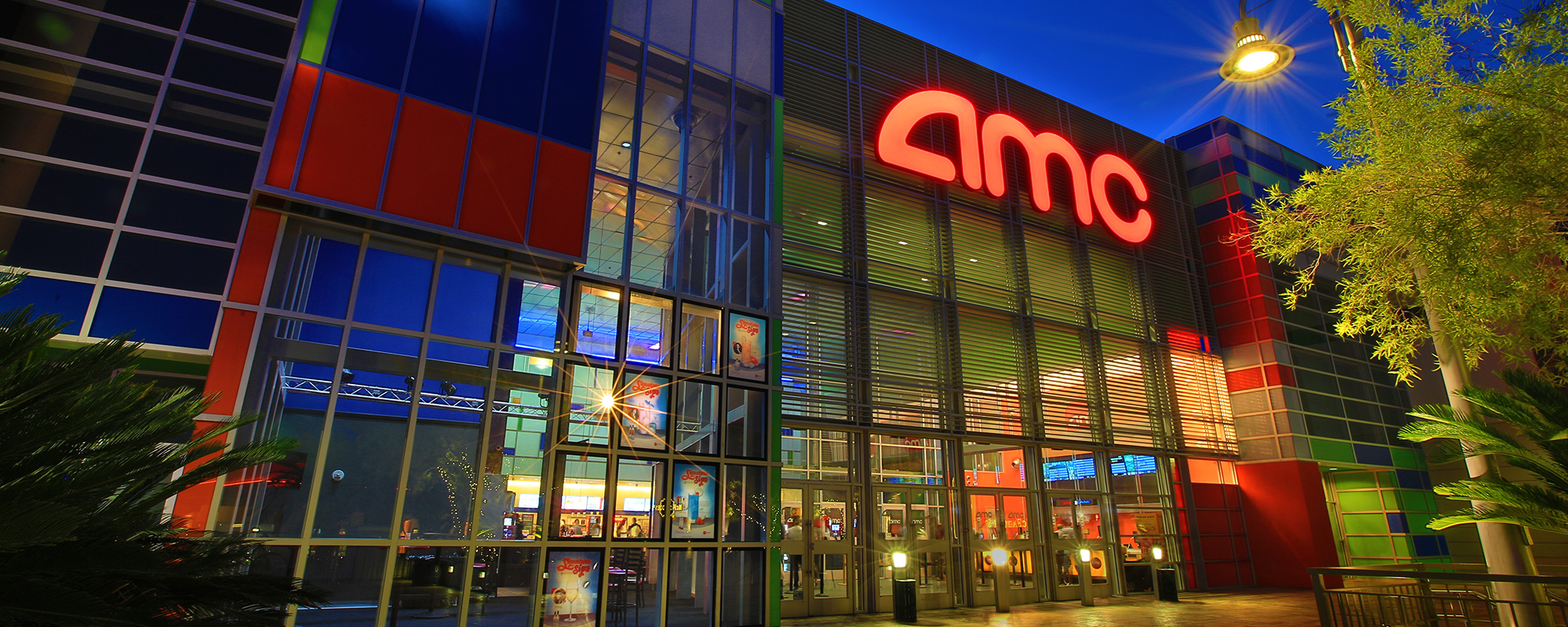 Amc Town Square 18 Las Vegas Nevada 89119 Amc Theatres