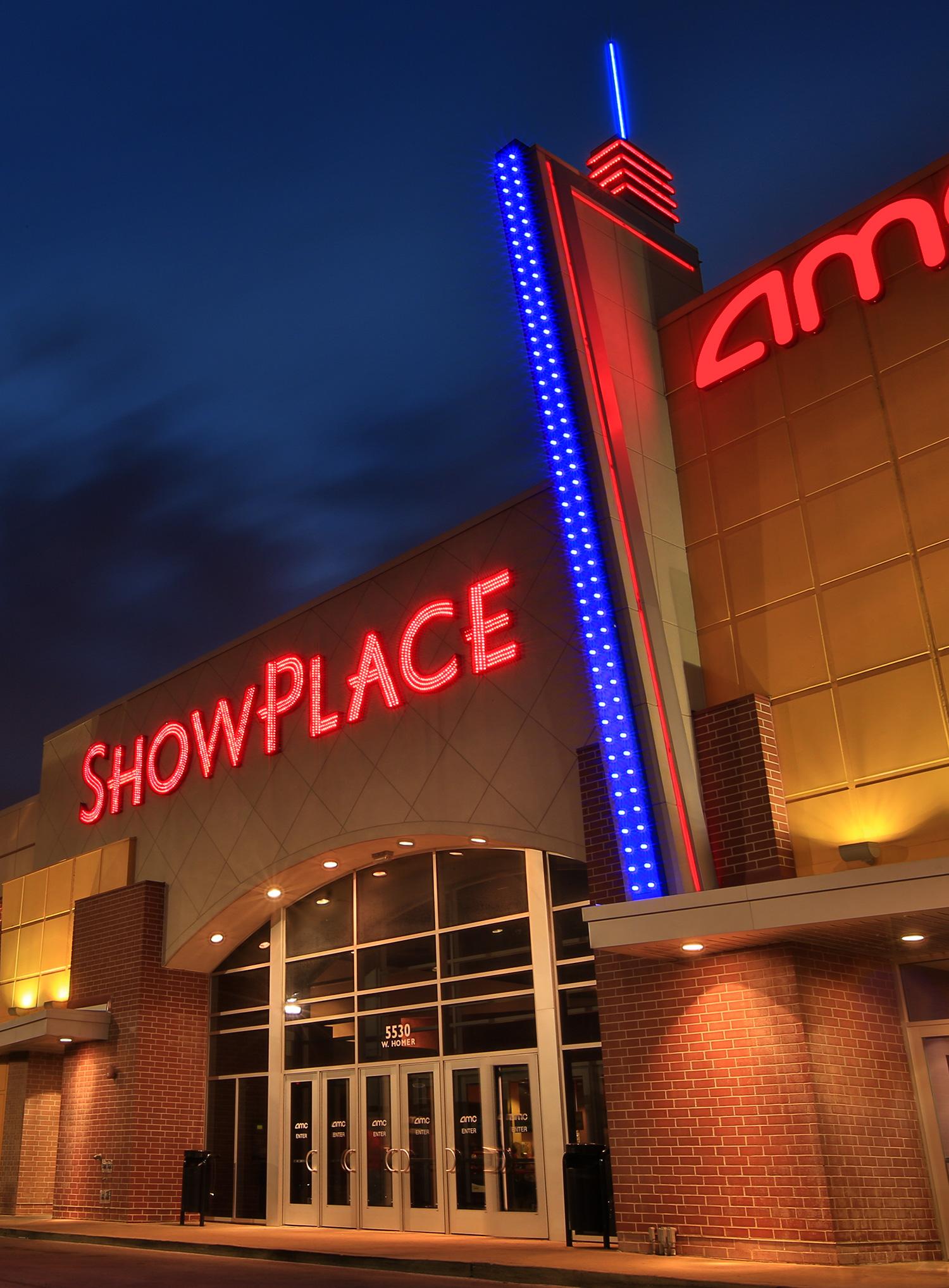 Amc Galewood Crossings 14 Chicago Illinois 60639 Amc Theatres
