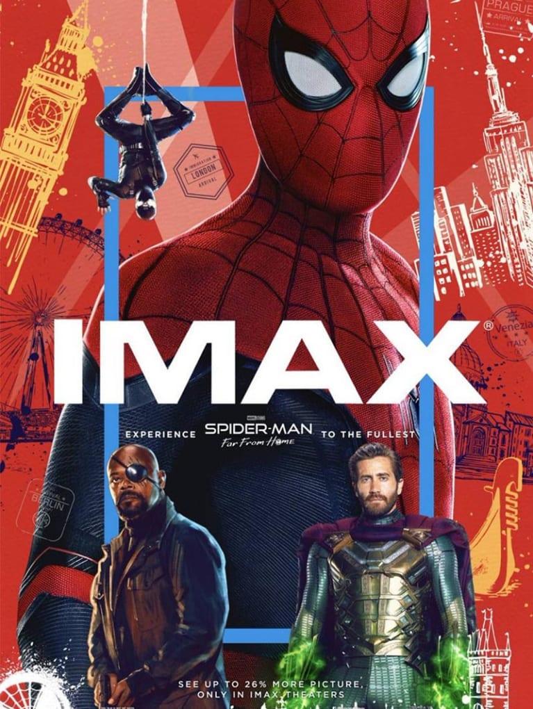 IMAX at AMC