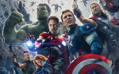 Marvel Studios 10th: Avengers: Age of Ultron