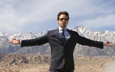 Iron Man Returns For Avengers 4