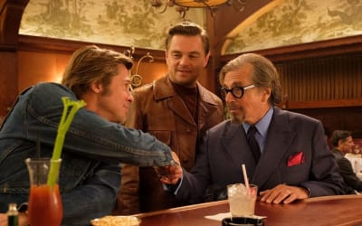 Once Upon a Time in Hollywood: Glitz, Glam and Great Drinks
