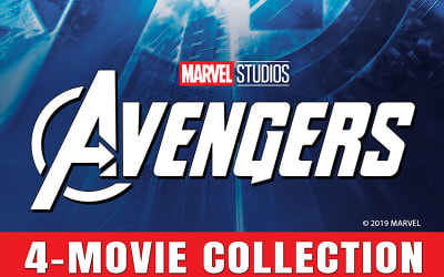 The Avengers 4-Movie Collection