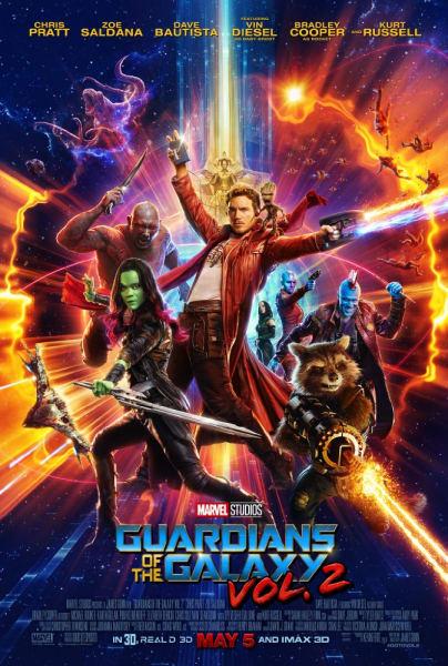Guardians of the Galaxy Vol  2. Sensory Friendly Films