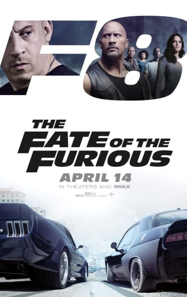 The Fate of the Furious. Sensory Friendly Films