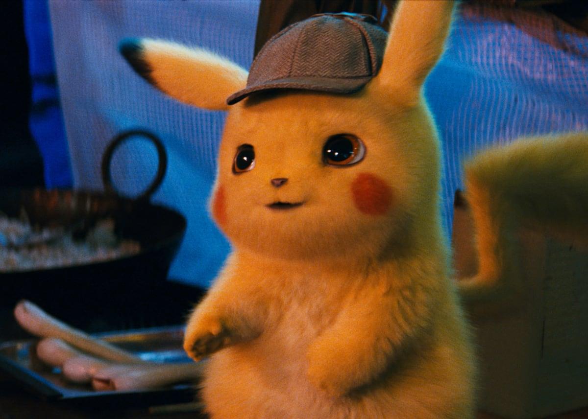 See Pokemon Detective Pikachu in DBOX at AMC