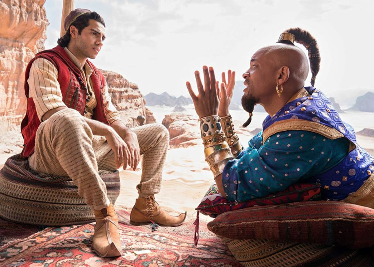 See Aladdin in Dolby Cinema at AMC