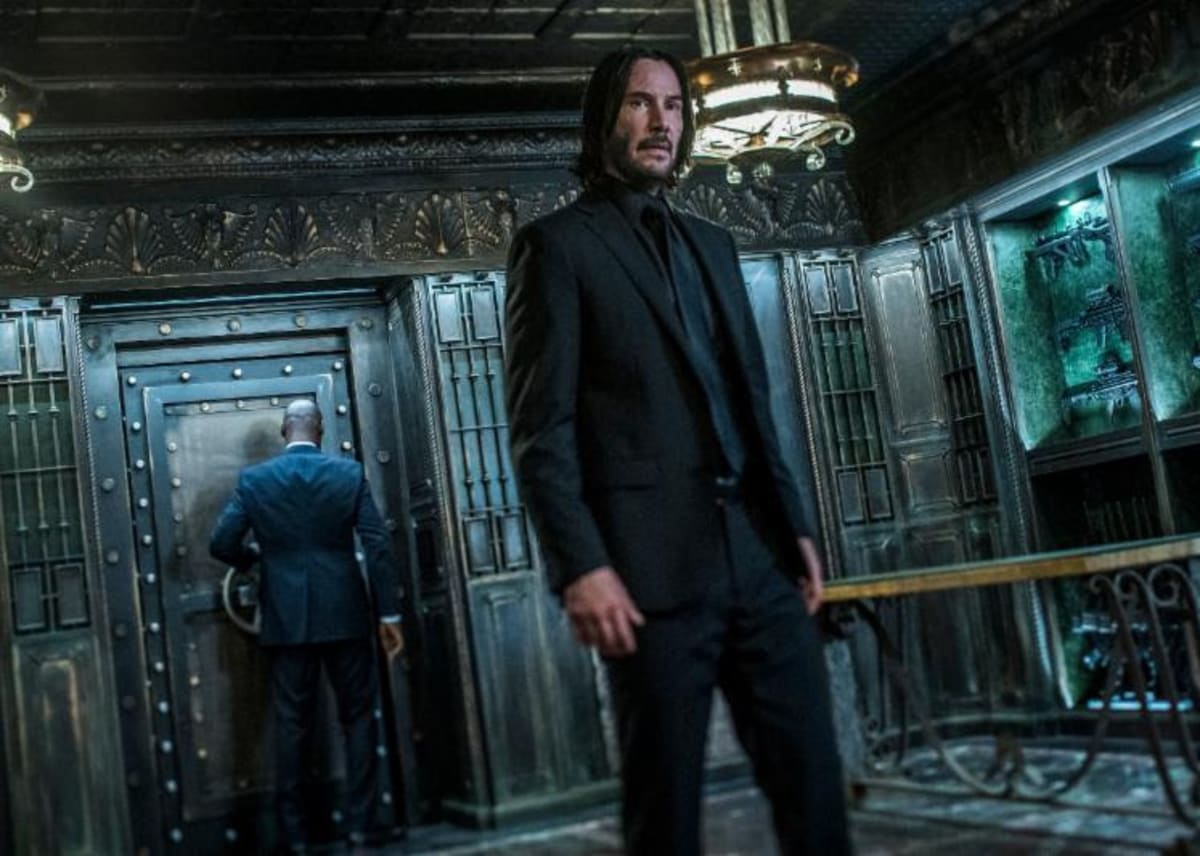 See John Wick: Chapter 3 – Parabellum in IMAX at AMC