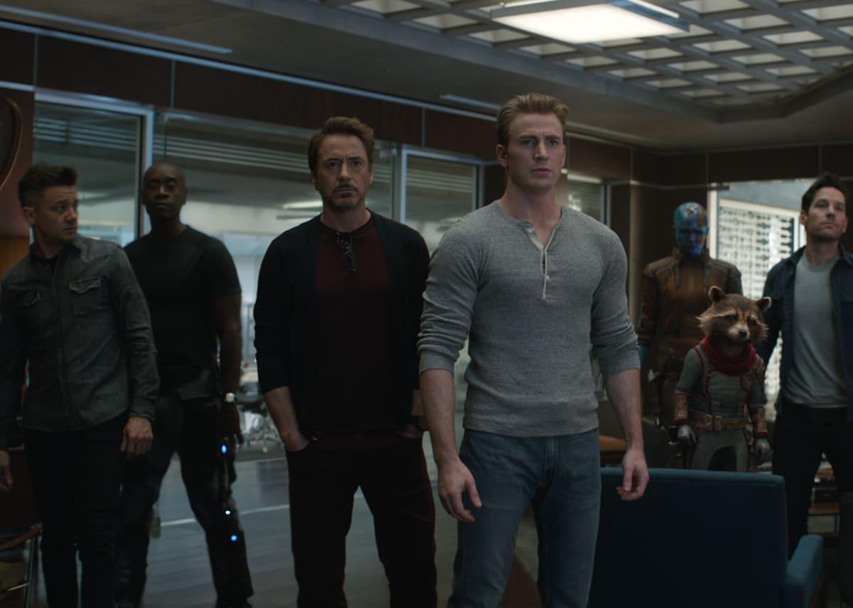 See Avengers: Endgame in Prime at AMC