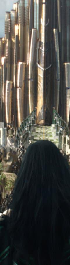 Movie still from Thor: Ragnarok