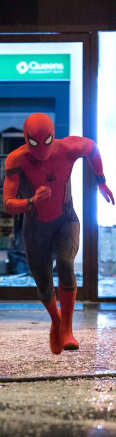 Movie still from Spider-Man: Homecoming