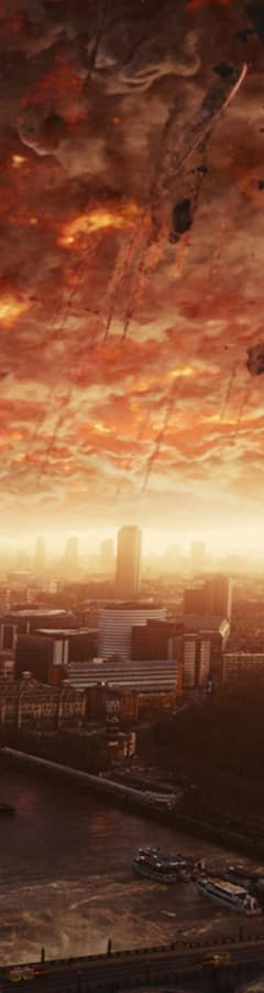 Movie still from Independence Day: Resurgence